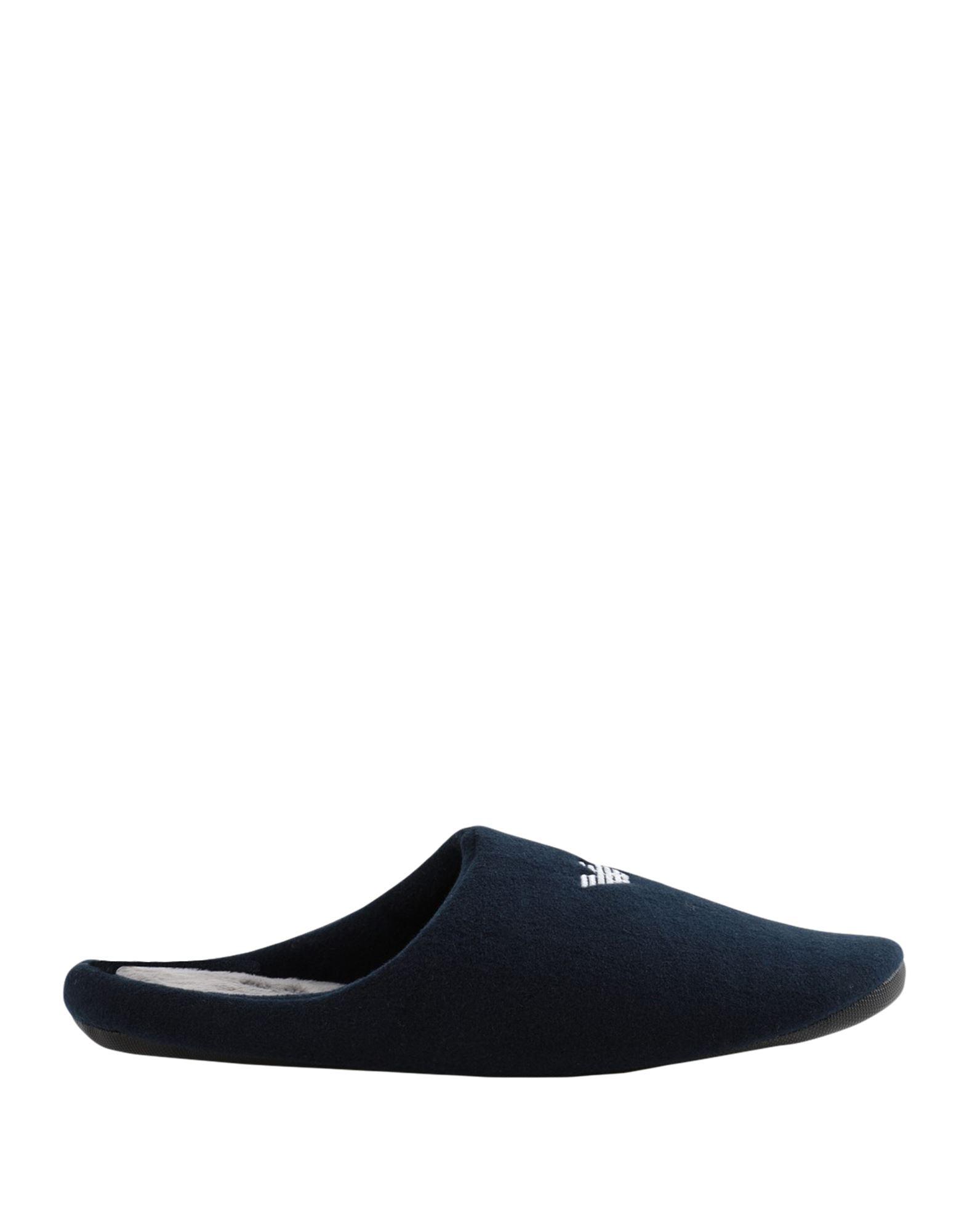 EMPORIO ARMANI Домашние туфли