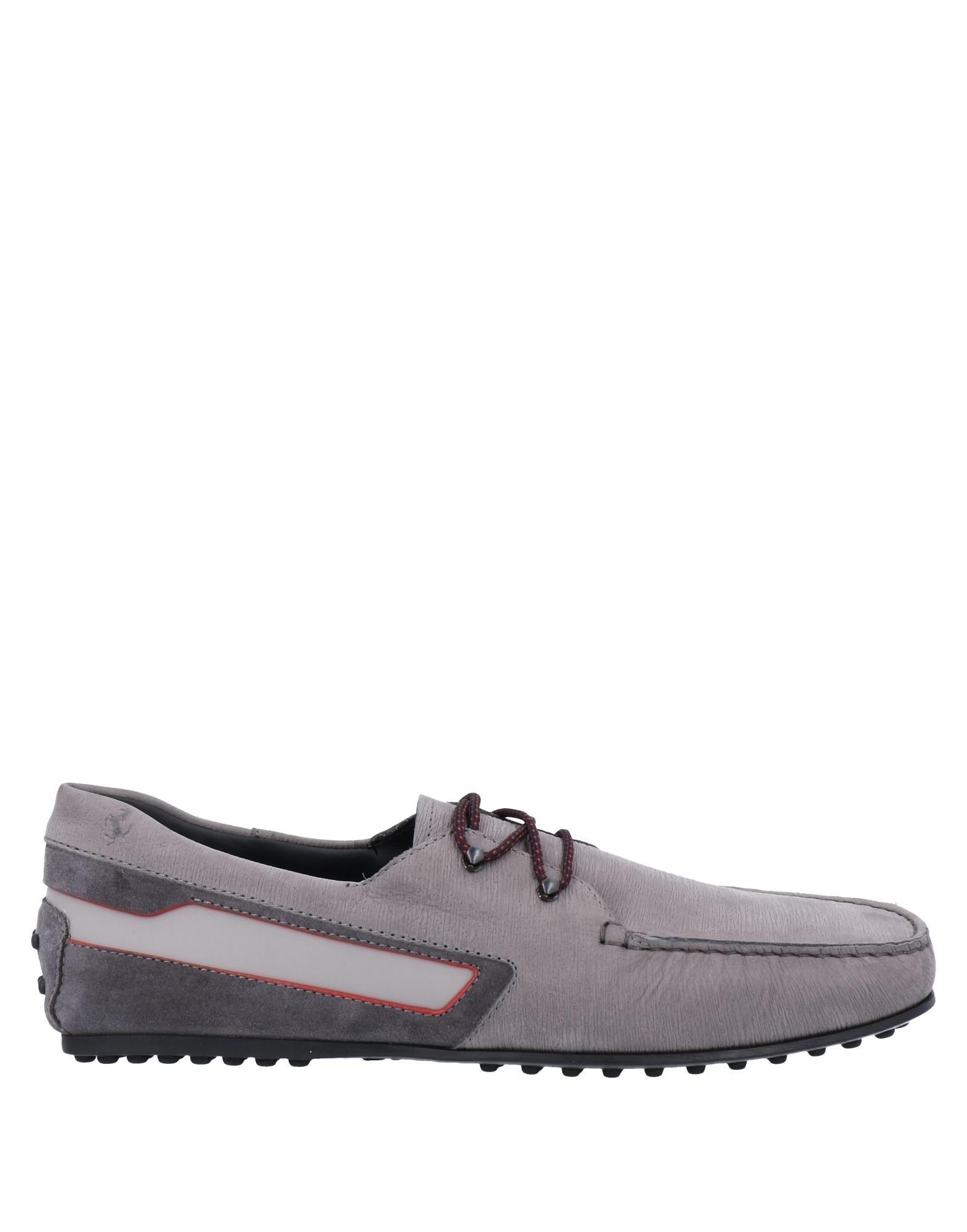 TOD'S for FERRARI Обувь на шнурках f lli ferrari обувь на шнурках