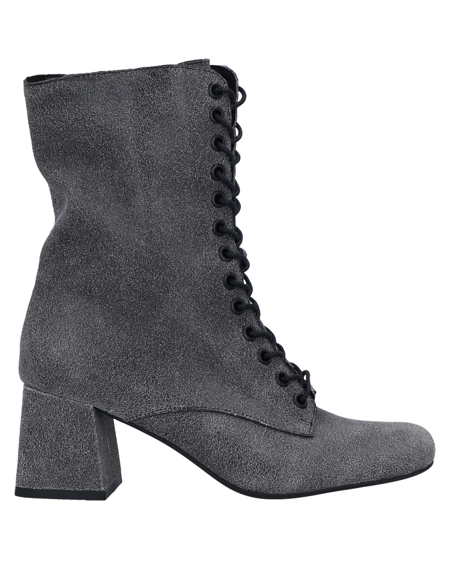 JEFFREY CAMPBELL Полусапоги и высокие ботинки ботинки jeffrey campbell ботинки