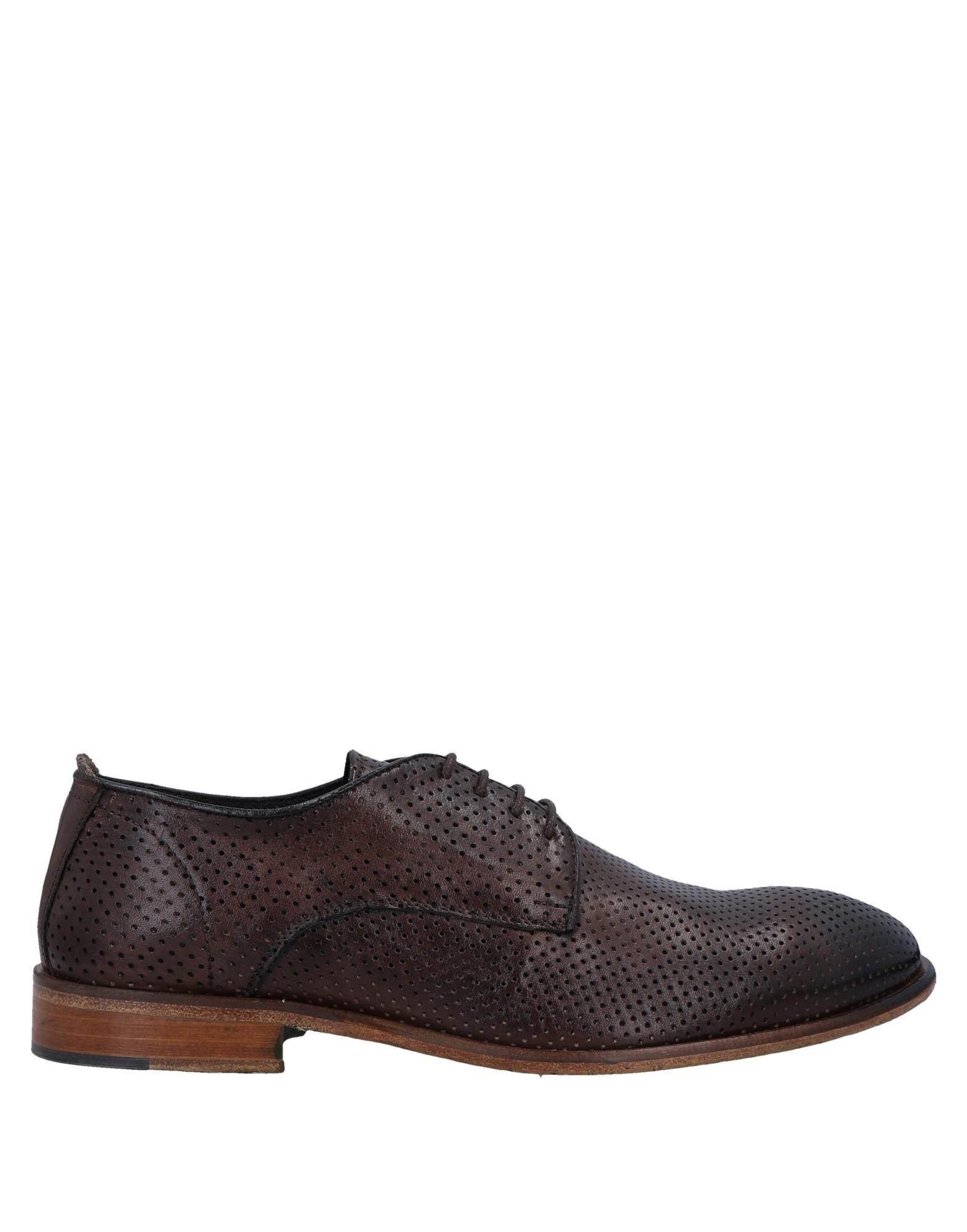 EXTON Обувь на шнурках