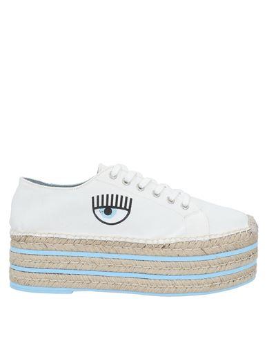 Обувь на шнурках CHIARA FERRAGNI