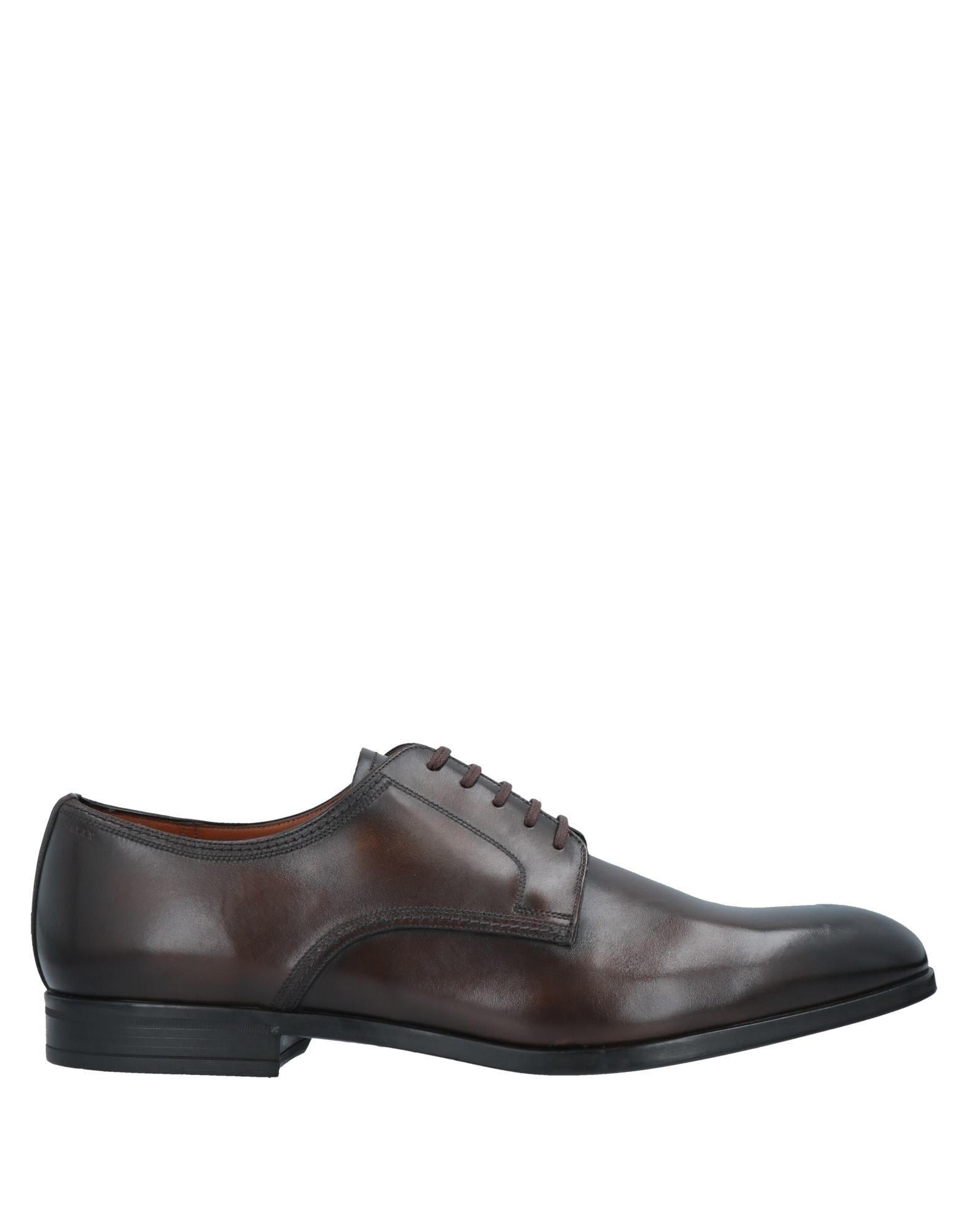 BALLY Обувь на шнурках bally обувь на шнурках