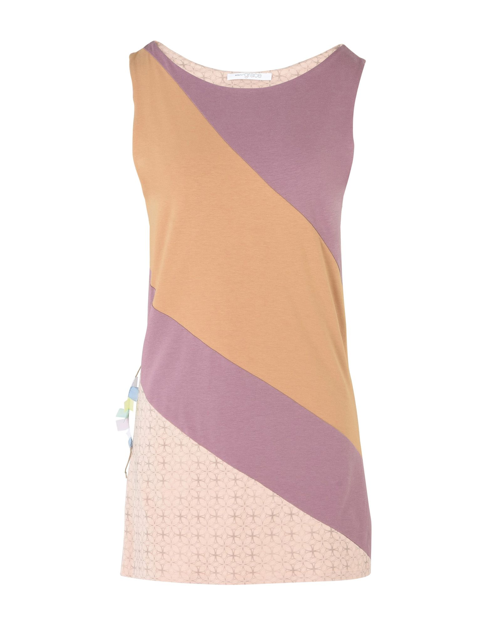 WEARGRACE Sports Bras And Performance Tops in Mauve