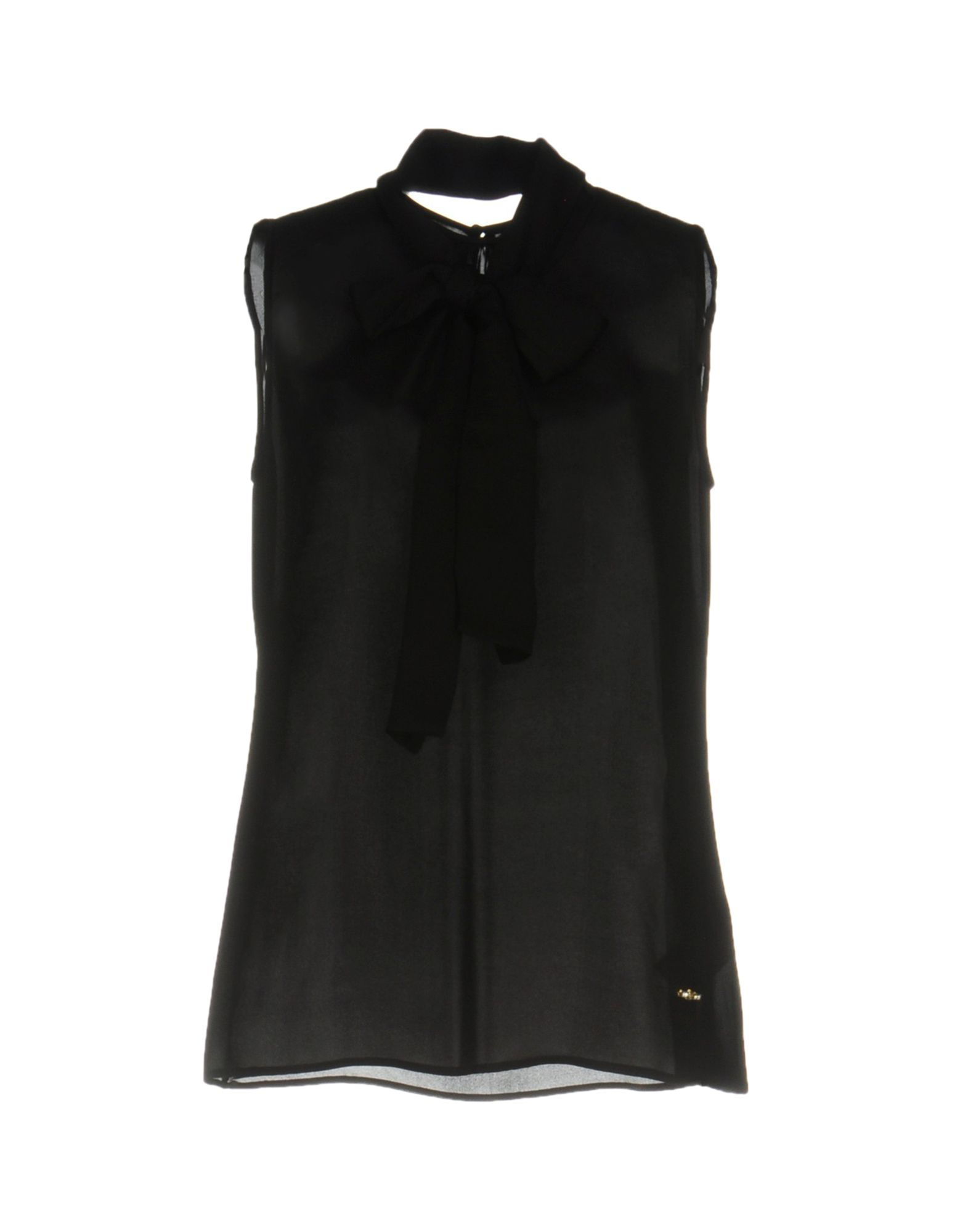 DSQUARED2 Damen Top4 schwarz