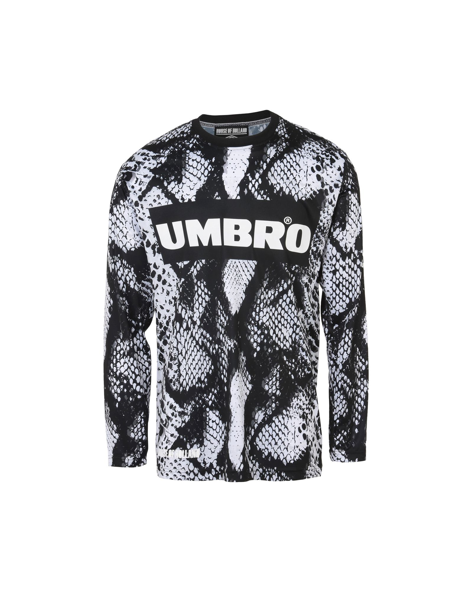 Фото UMBRO x HOUSE OF HOLLAND Футболка umbro x house of holland толстовка