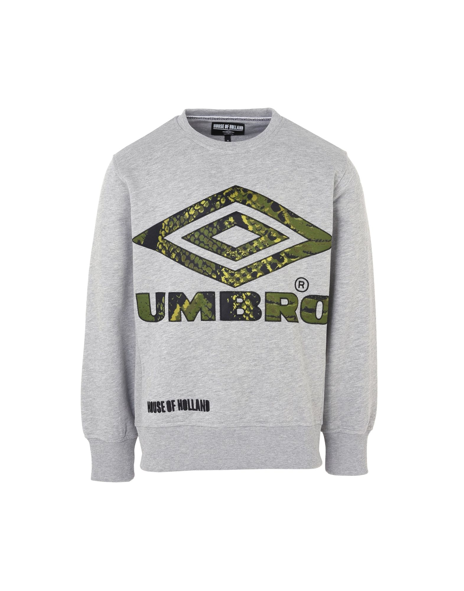 Фото UMBRO x HOUSE OF HOLLAND Толстовка umbro x house of holland толстовка