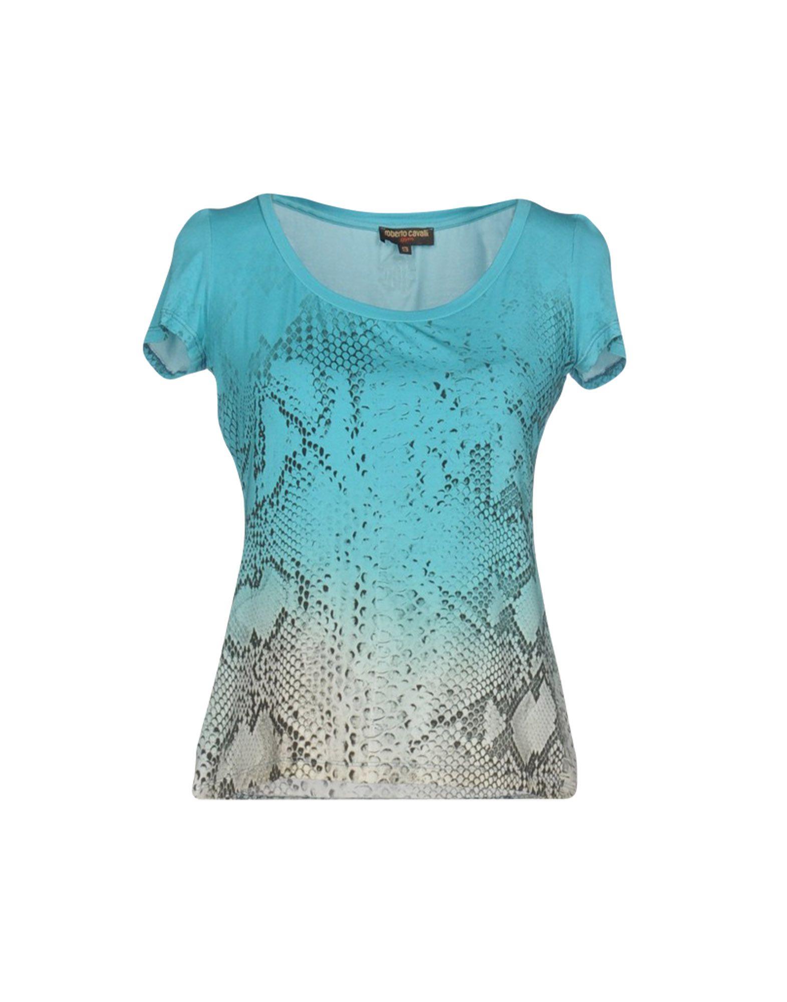 Roberto Cavalli Gym T-shirts