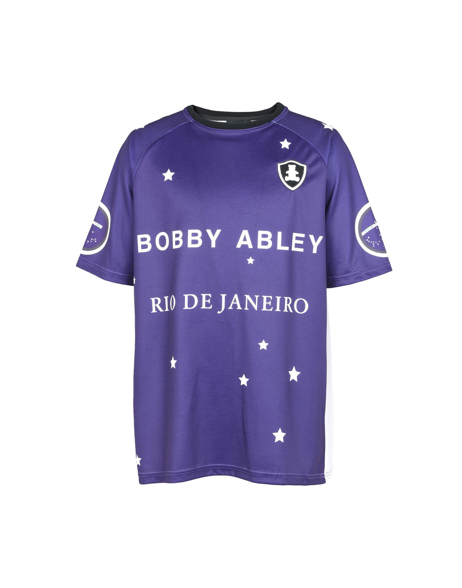 BOBBY ABLEY Футболка жилет ruxara