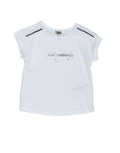 Foto KARL LAGERFELD T-shirt bambino T-shirts