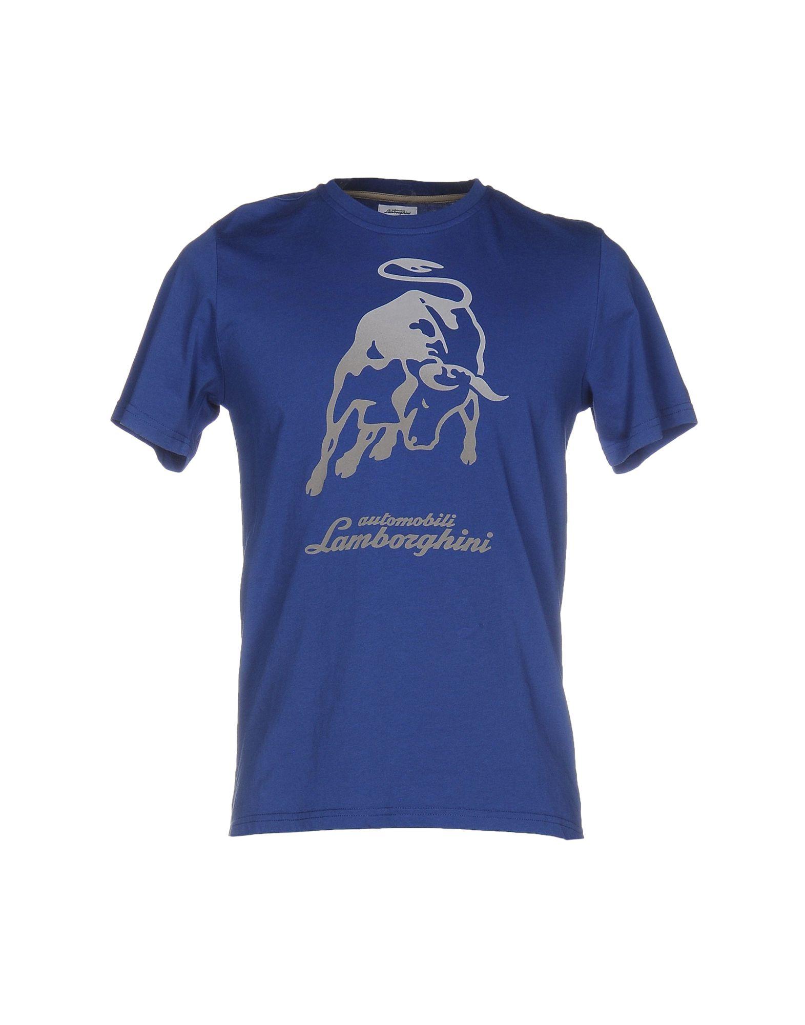 AUTOMOBILI LAMBORGHINI Футболка automobili lamborghini футболка