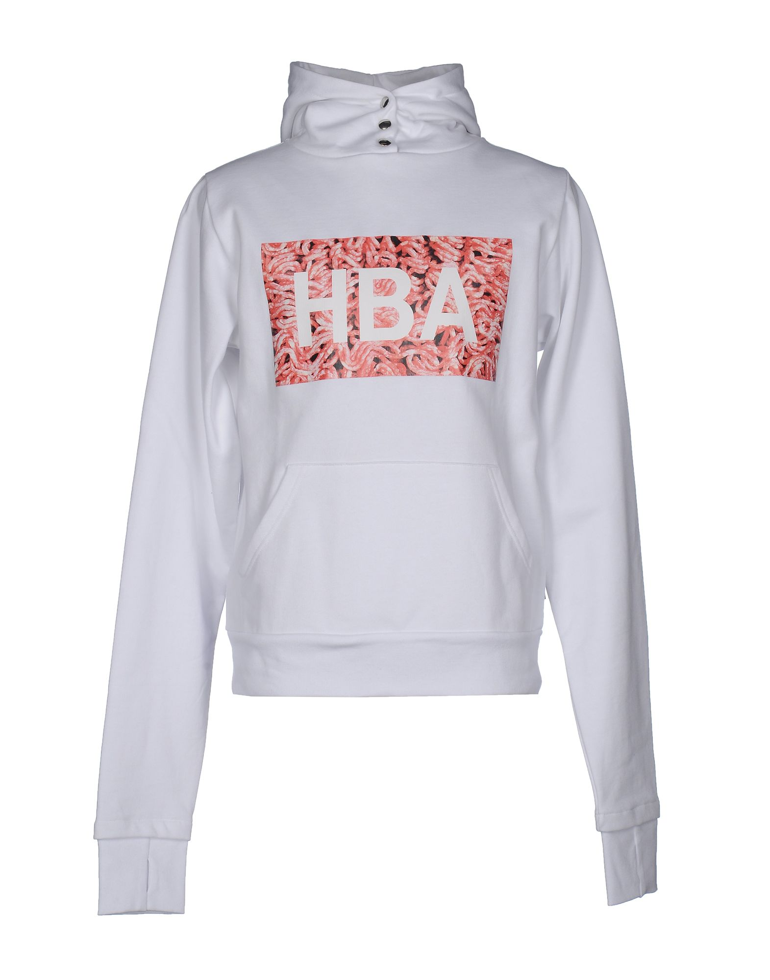 HBA HOOD BY AIR Толстовка толстовка other bigbang pyrex gd 23 hba