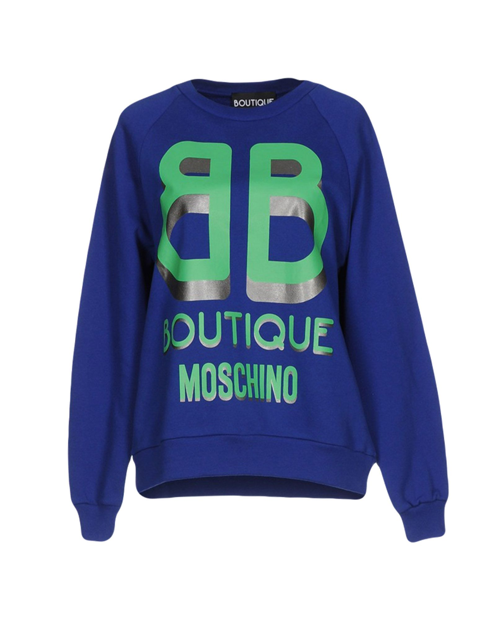 BOUTIQUE MOSCHINO Толстовка джемпер boutique moschino boutique moschino bo036ewdreb5