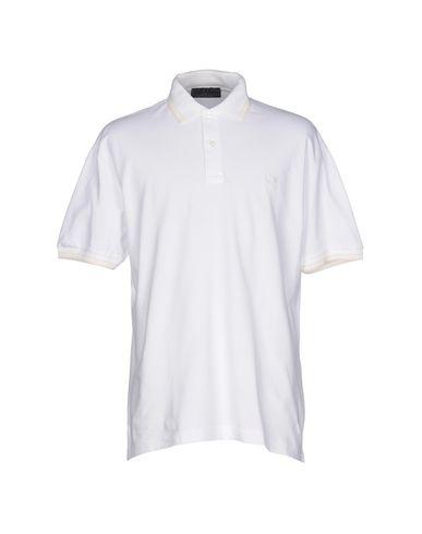 FRED PERRY メンズ ポロシャツ ホワイト 48 コットン 100%