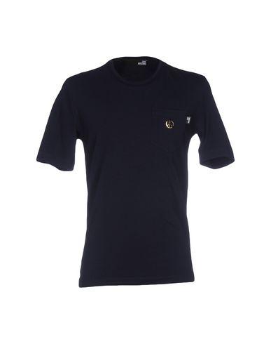 Фото - Женскую футболку  темно-синего цвета