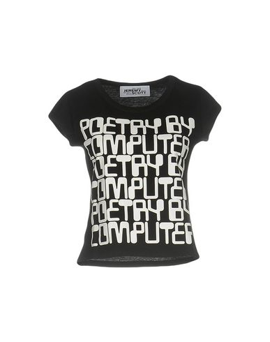 Image of JEREMY SCOTT TOPWEAR T-shirts Women on YOOX.COM