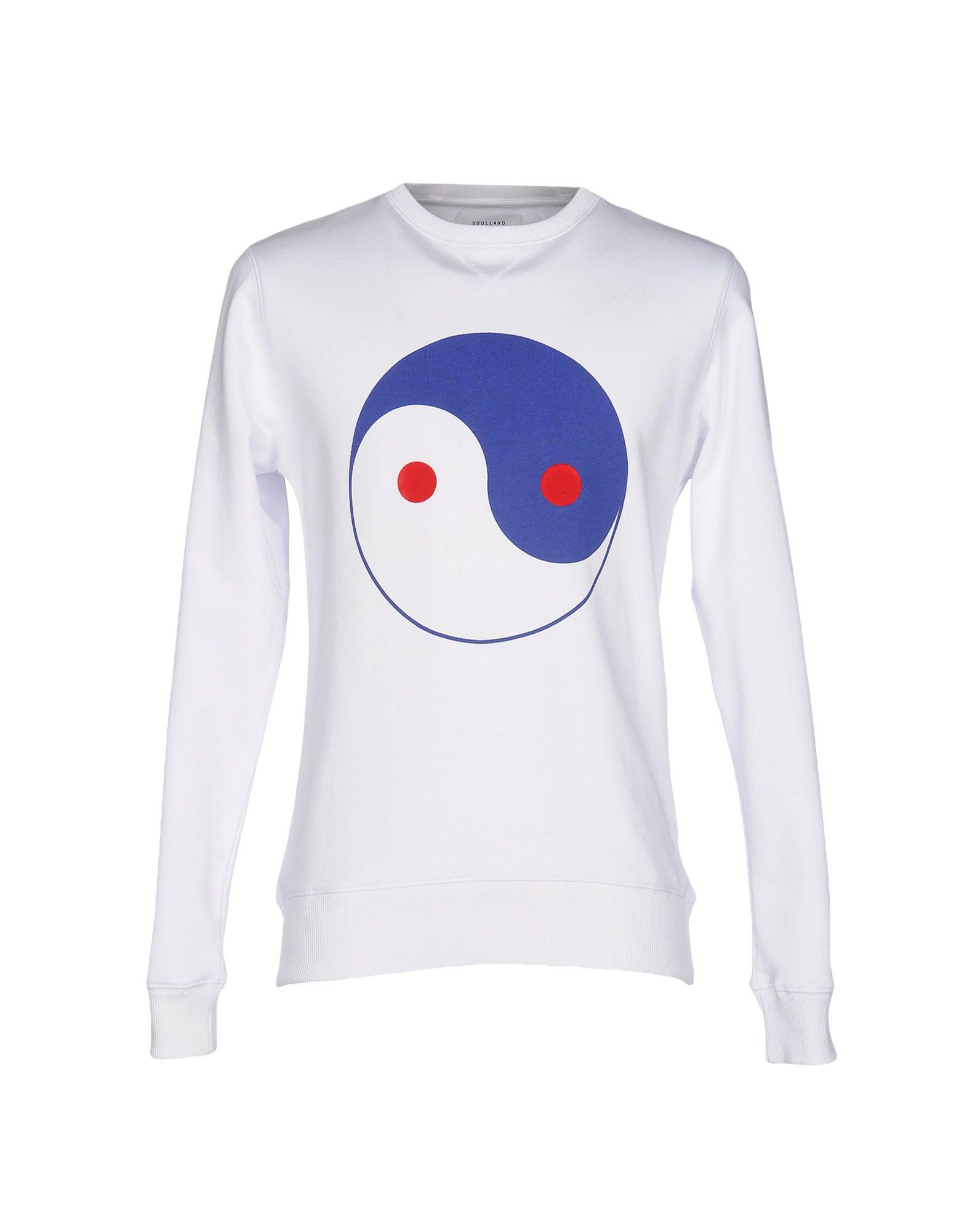 SOULLAND Толстовка soulland pубашка