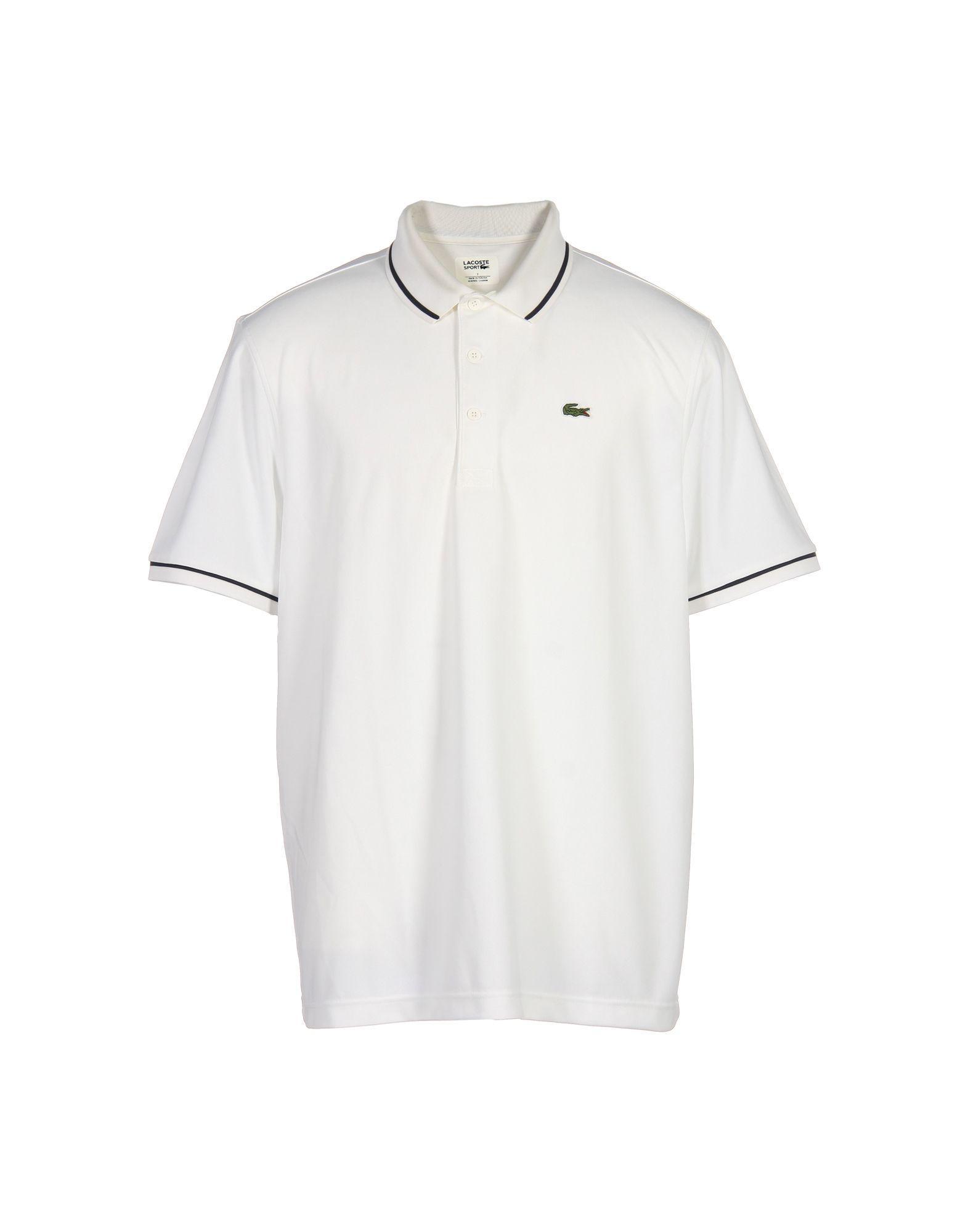 LACOSTE SPORT Поло рубашка поло lacoste polo 077737