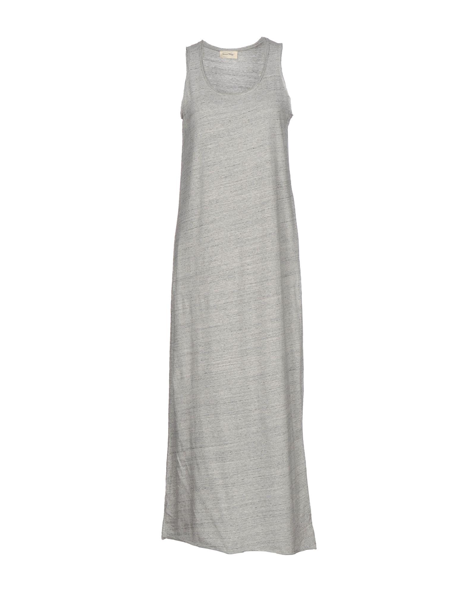 AMERICAN VINTAGE Длинное платье american vintage короткое платье