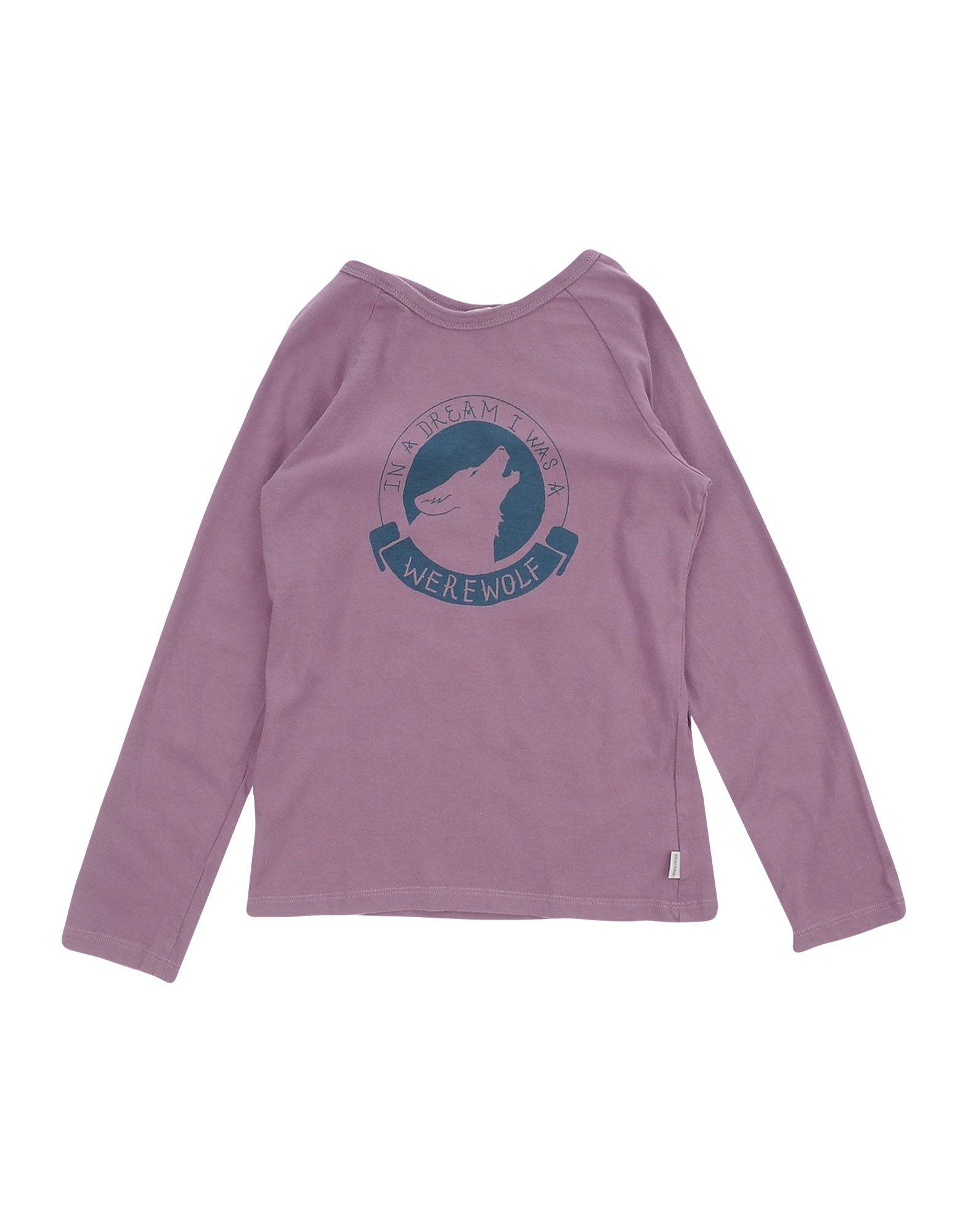 STICKY FUDGE Mädchen 9-16 jahre T-shirts Farbe Flieder Größe 1
