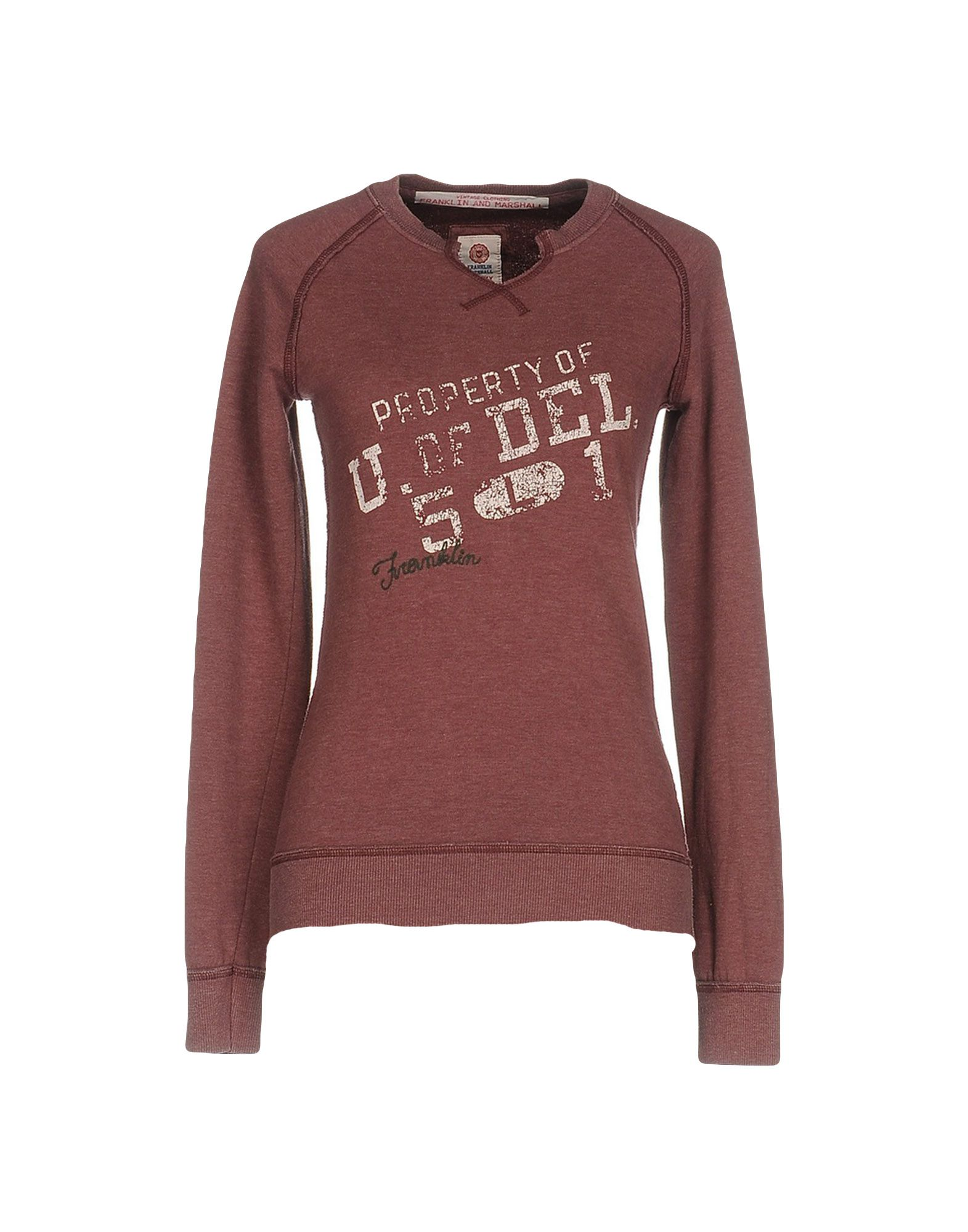FRANKLIN & MARSHALL Толстовка пуловер franklin