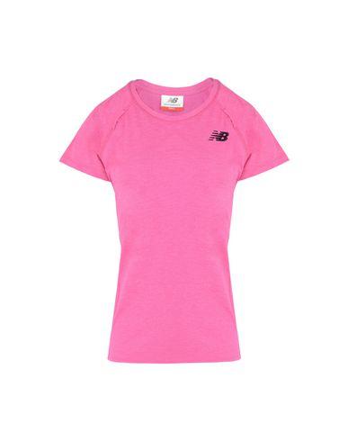 Imagen principal de producto de NEW BALANCE WOMAN SPORTECH TEE - CAMISETAS Y TOPS - Camisetas - New Balance