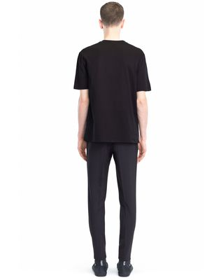 LANVIN T-SHIRT WITH REFLECTIVE STRIP Polos & T-Shirts U d