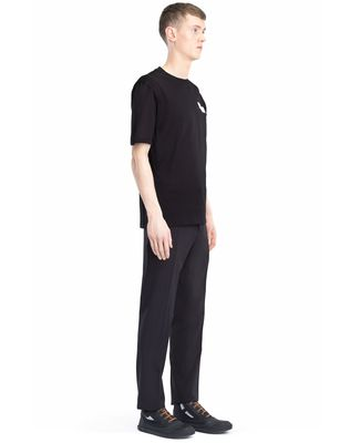 LANVIN T-SHIRT WITH REFLECTIVE STRIP Polos & T-Shirts U e