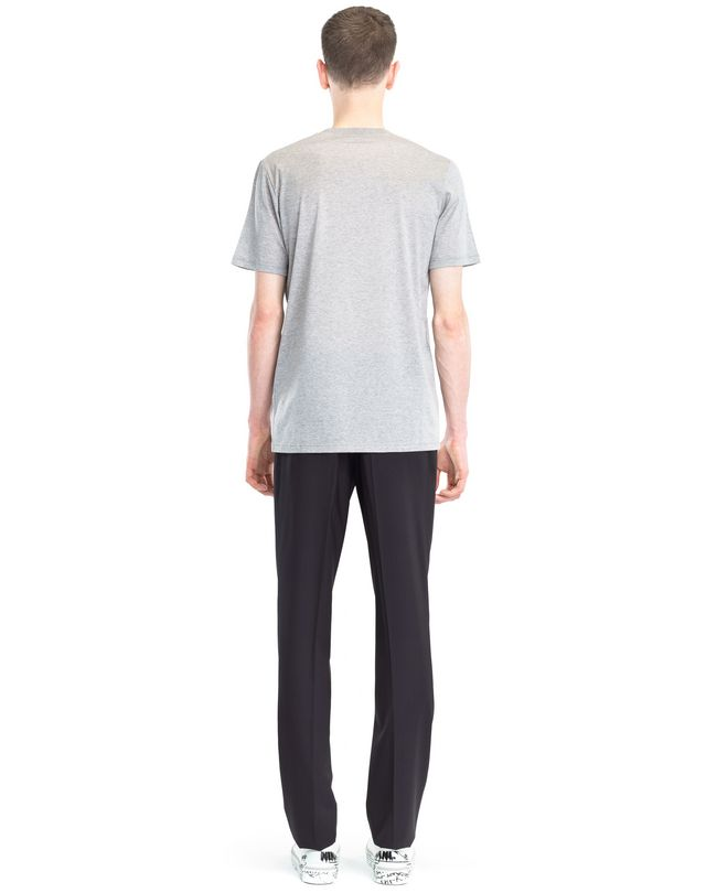 LANVIN EMBROIDERED T-SHIRT Polos & T-Shirts U d