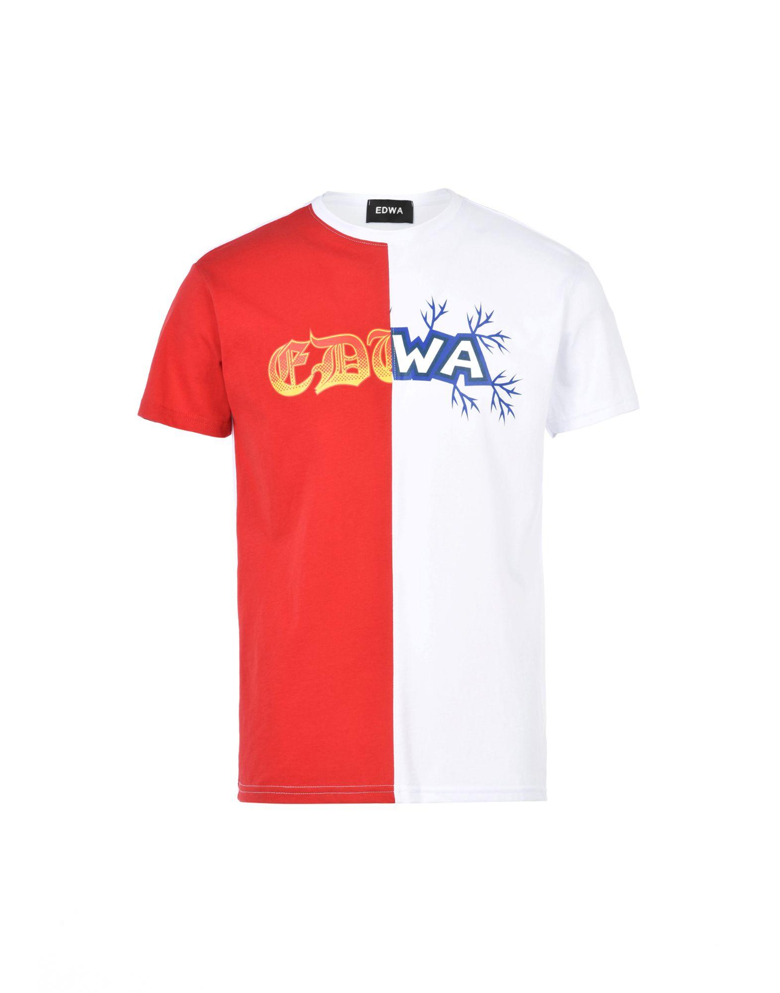EDWA Футболка edwa сандалии