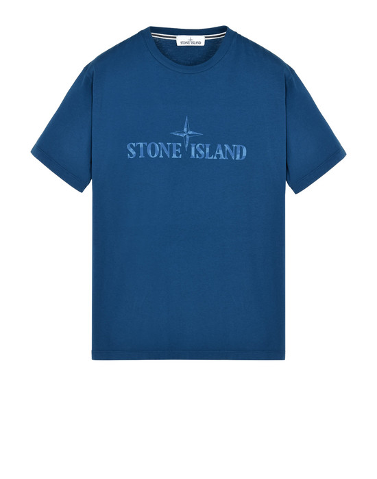 STONE ISLAND Short sleeve t-shirt 2NS88 INSTITUTIONAL
