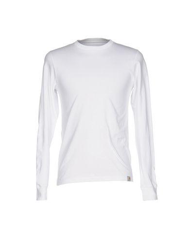 Фото - Женскую футболку CARHARTT белого цвета