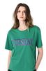 ALBERTA FERRETTI TUESDAY IN GREEN T-Shirt D a