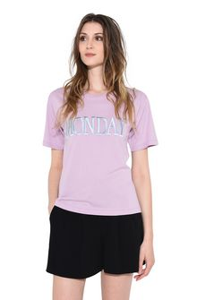 ALBERTA FERRETTI MONDAY IN PINK T-shirt Woman r