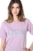 ALBERTA FERRETTI MONDAY IN PINK T-shirt Woman a
