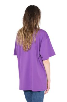 ALBERTA FERRETTI WEDNESDAY IN VIOLET T-Shirt Damen d