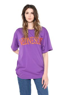 ALBERTA FERRETTI WEDNESDAY IN VIOLET T-shirt Woman r
