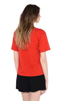 ALBERTA FERRETTI SATURDAY IN RED T-shirt D d