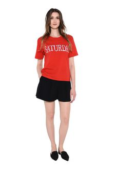 ALBERTA FERRETTI SATURDAY IN RED T-shirt D f