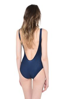 ALBERTA FERRETTI FRIDAY IN BLUE SWIMMING COSTUME D e