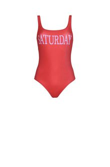 ALBERTA FERRETTI SATURDAY IN RED Swimsuit D d