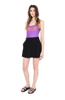 ALBERTA FERRETTI WEDNESDAY IN VIOLET SWIMMING COSTUME D a