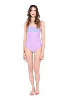 ALBERTA FERRETTI MONDAY IN PINK SWIMSUIT Woman f