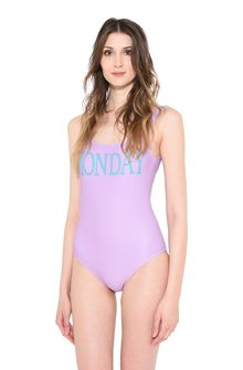 ALBERTA FERRETTI MONDAY IN PINK SWIMSUIT D r
