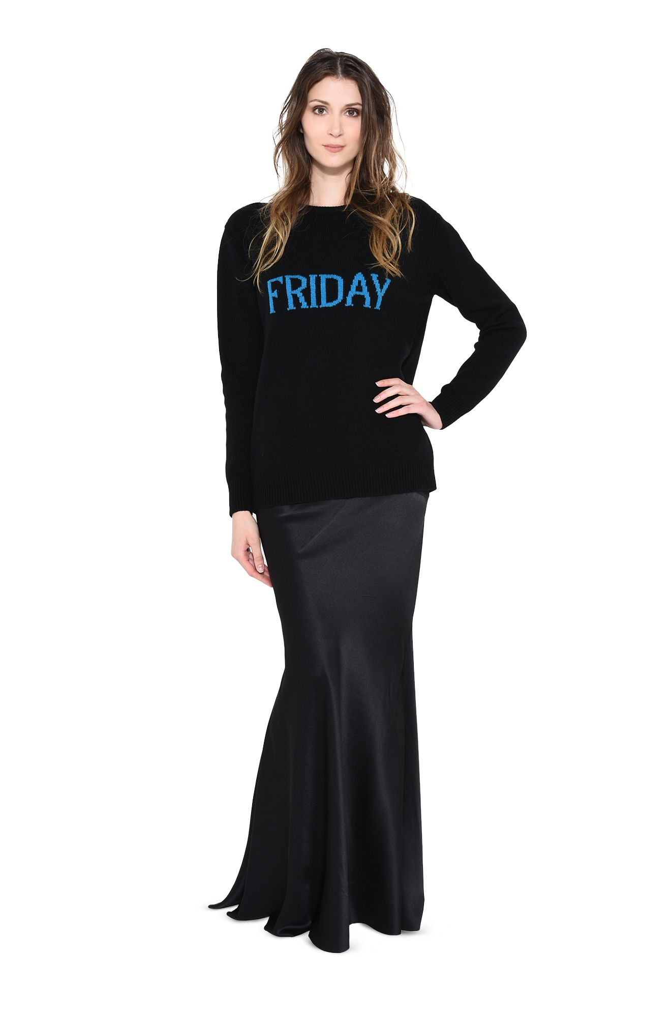 FRIDAY IN BLACK & BLUE