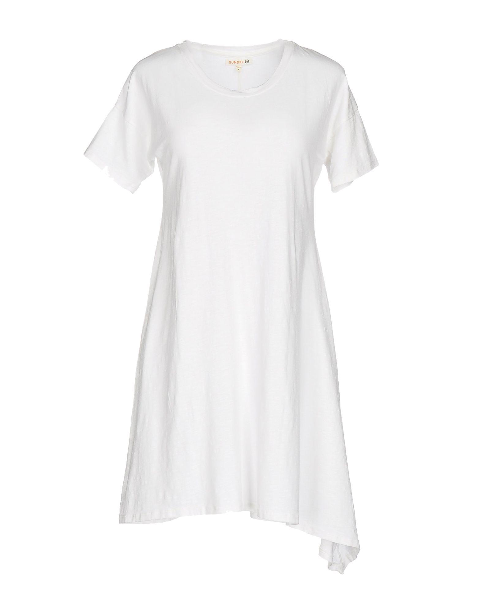 купить SUNDRY Короткое платье по цене 6500 рублей