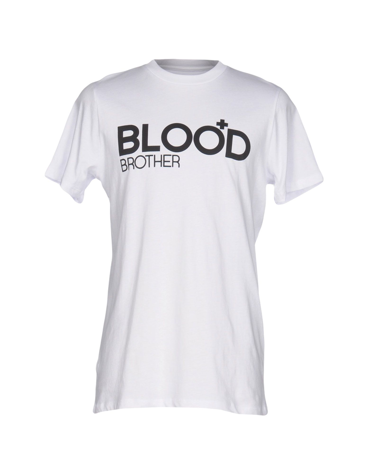 BLOOD BROTHER Футболка blood brother хлопковый топ
