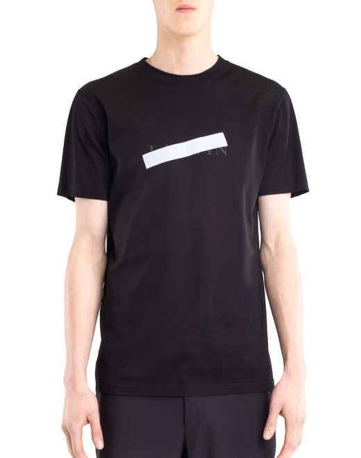 "lanvin ""lanvin"" t-shirt men"