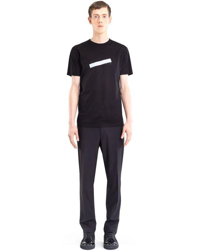 "LANVIN ""LANVIN"" T-SHIRT Polos & T-Shirts U r"