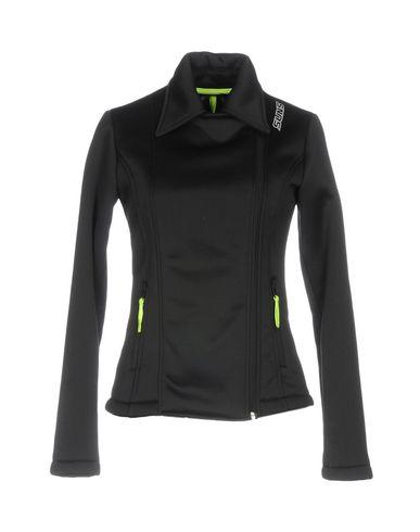 Фото - Женскую куртку SUNSTRIPES черного цвета