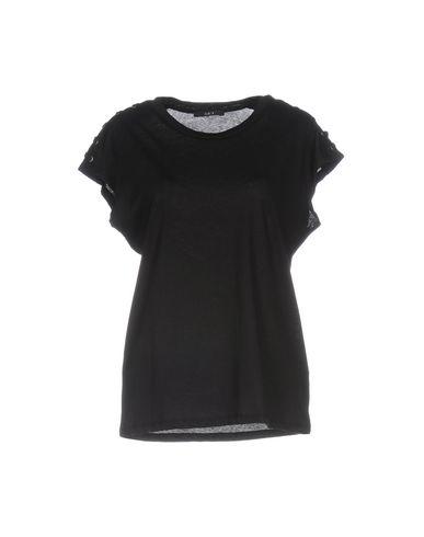 SET レディース T シャツ ブラック 40 コットン 100%